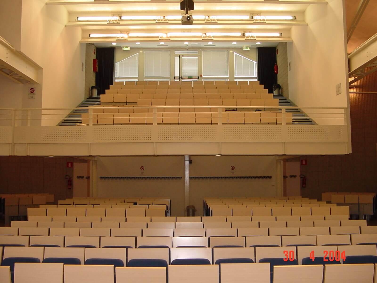 Aula Magna Università di Bergamo - 275 posti