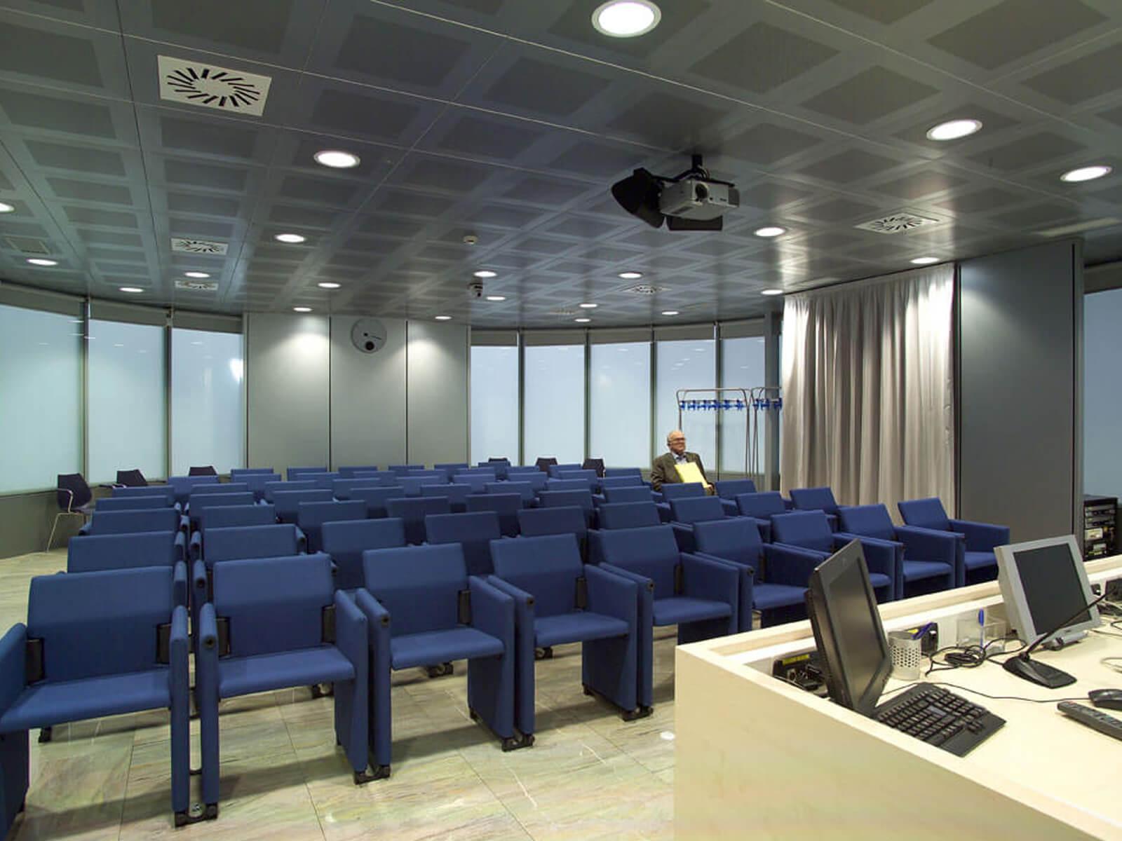 Sale conferenze e corsi a Bergamo