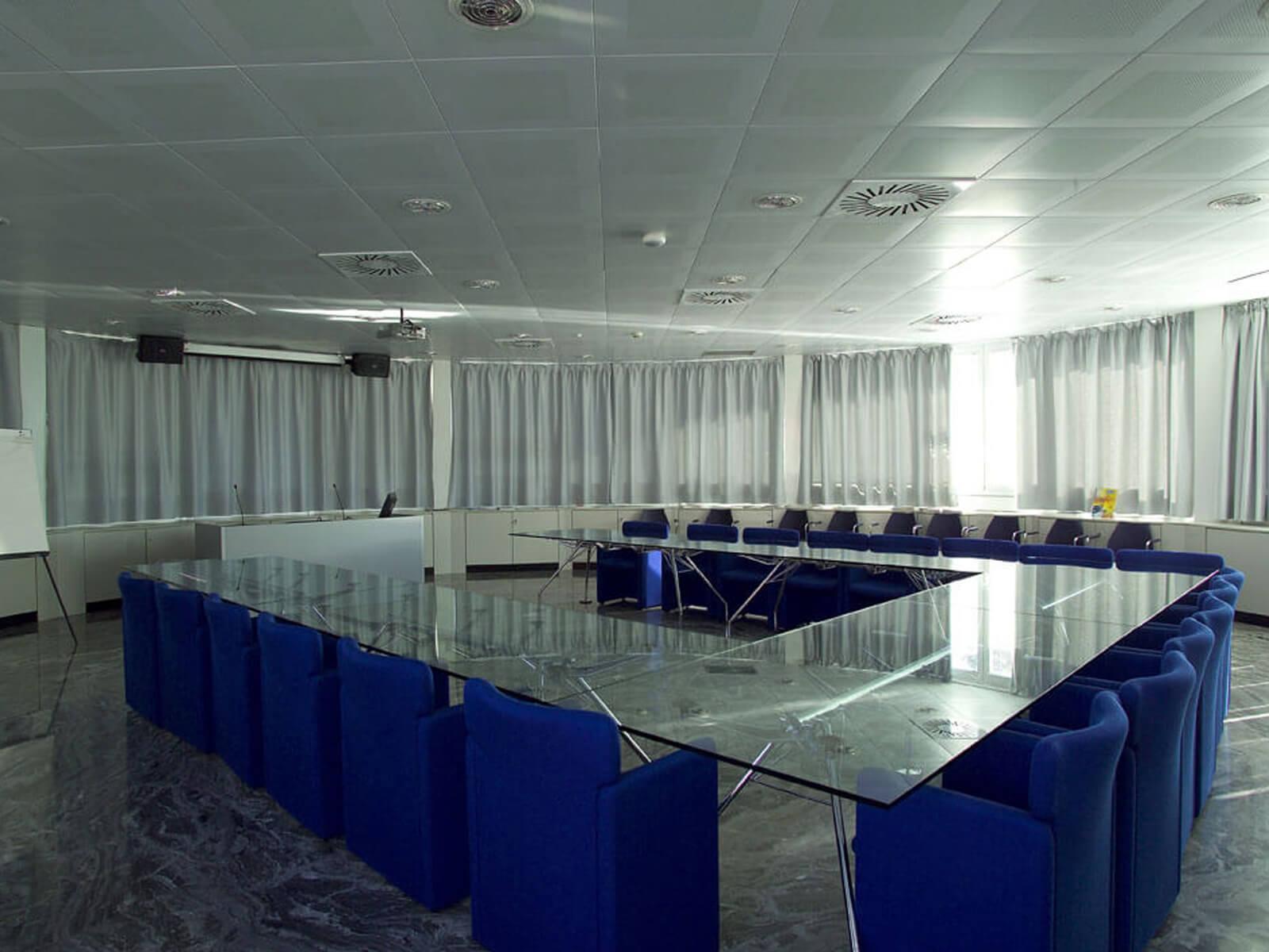 Sale conferenze e corsi a Bergamo: sala meeting